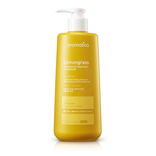 /Lemongrass Volumizing Treatment Conditioner
