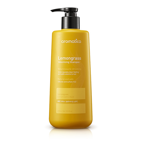 Lemongrass Volumizing shampooo