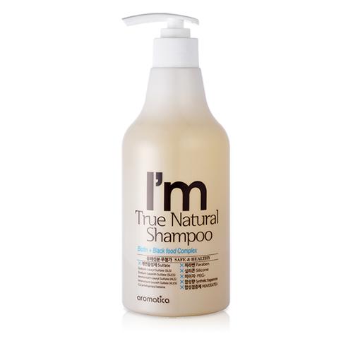 im trrue shampoo