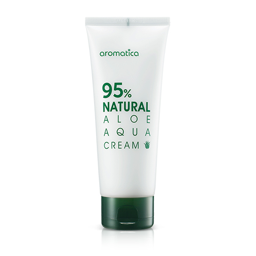 natural aloeaqua cream