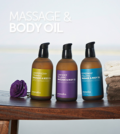 massage&body oil