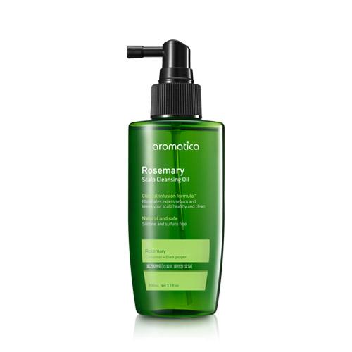 rosemary scalp cleansing oil